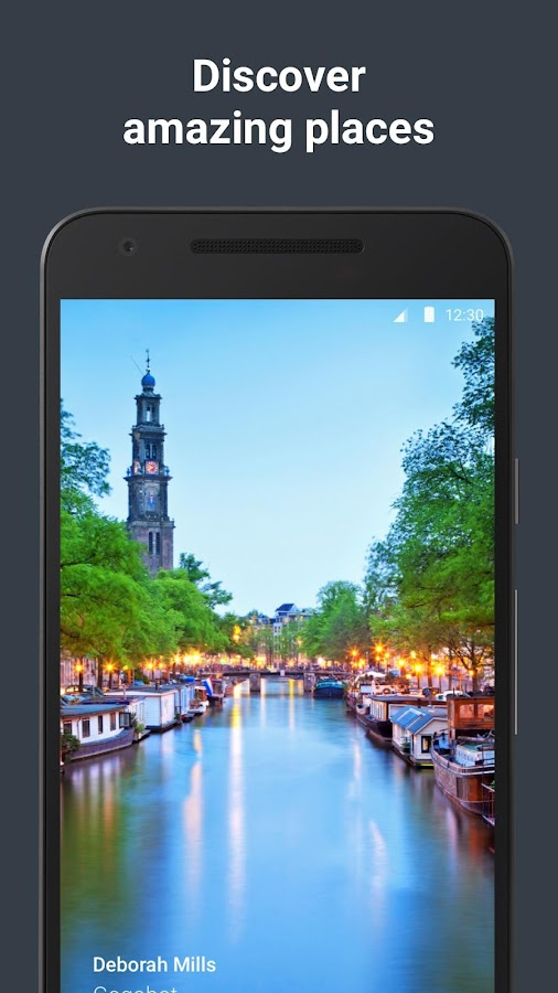 Amsterdam City Guide - Gogobot- screenshot