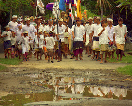 Photo: Kuningan festival in Ubud