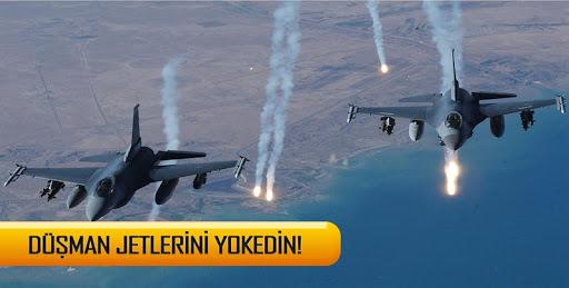 Rus Uçağı Düşürmece