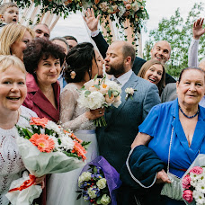 Wedding photographer Yuliya Smolyar (bjjjork). Photo of 01.10.2017