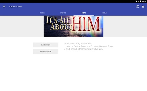 IT'S ALL ABOUT HIM- screenshot thumbnail