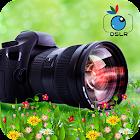 DSLR Camera: Blur Photo Effect icon