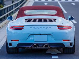 911 991H2 carrera S cabrioletのカスタム事例画像 Paneraorさんの2020年08月06日21:26の投稿