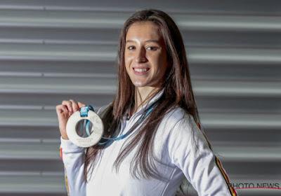 """Tokyo, la dernière chance olympique de Nina Derwael? """"Peut-être"""""""