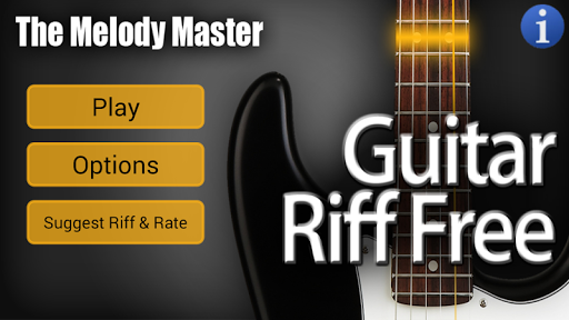Guitar Riff Free screenshots 2