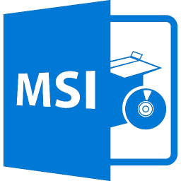 Extracting without installing: MSI installer