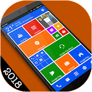 App Win 10 metro launcher theme APK for Windows Phone