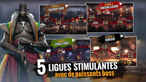 Télécharger gratuit Champions de combat de Zombies APK MOD 2