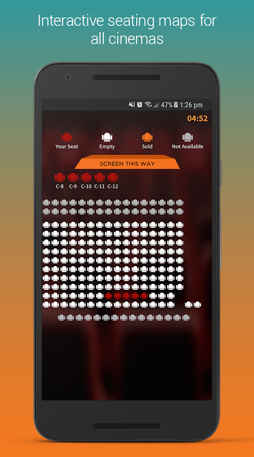 EasyTickets - Buy Movie, Bus & Event Tickets- screenshot