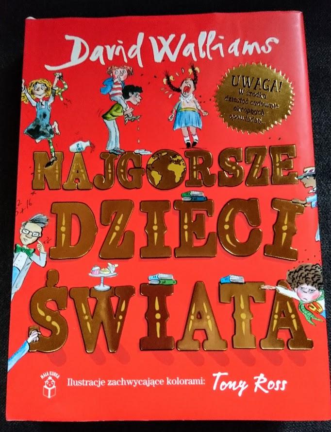 David Walliams, Najgorsze dzieci świata