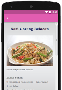 Nasi Goreng Sedap for PC-Windows 7,8,10 and Mac apk screenshot 4