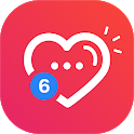 Dating Match Messenger - All-in-one Free Chat icon