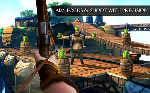 Watermelon Archery Shooter 4.6 screenshots 6