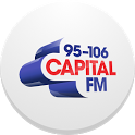 Capital FM Radio App icon