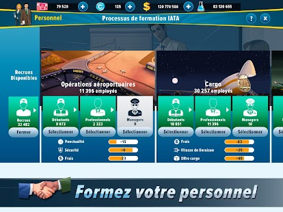 Airlines Manager - Tycoon 2019 Capture d'écran