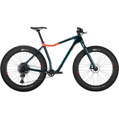 Salsa 2021 Mukluk Carbon NX Eagle Fat Bike