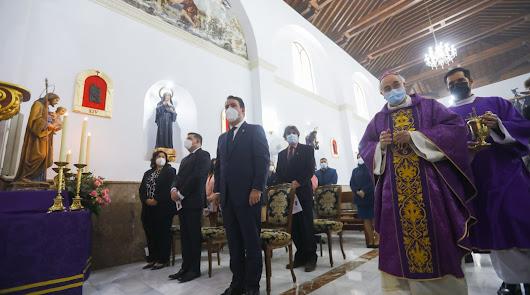 Terque 'estrena' iglesia tras dos años sin parroquia