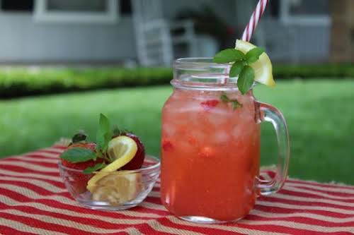 "Sassy Summer Cooler ""This is cool with a little fruitiness but not..."