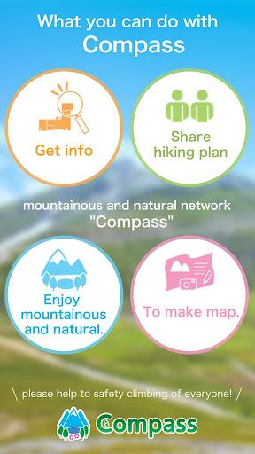 Compass- Mountain & Nature 3.1.4 Windows u7528 1
