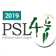 Download PSL 2019 - Live Score Schedule Squad Teams Records For PC Windows and Mac