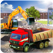 Highway Road Construction 3D