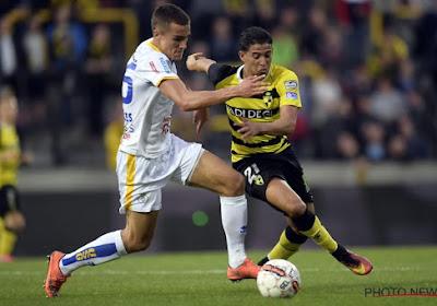 Officiel !  L'Union Saint Gilloise prolonge le contrat d'un de ses joueurs