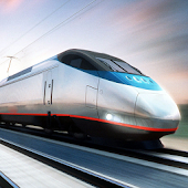 Bullet Train Driving Simulator