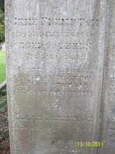 Photo: 18-Jane Frampton, died March 20th 1880, aged 60 yearsEllen Frampton, died October 27th 1902
