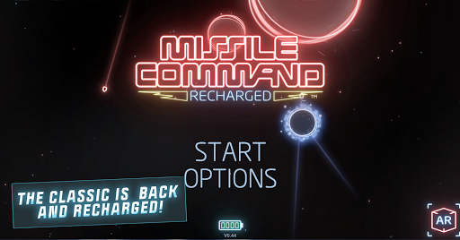 Missile Command screenshot 1