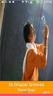 Dr Ghazal Srinivas - náhled