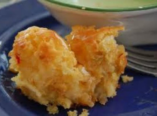 Cheddar Apple Bisquits Recipe
