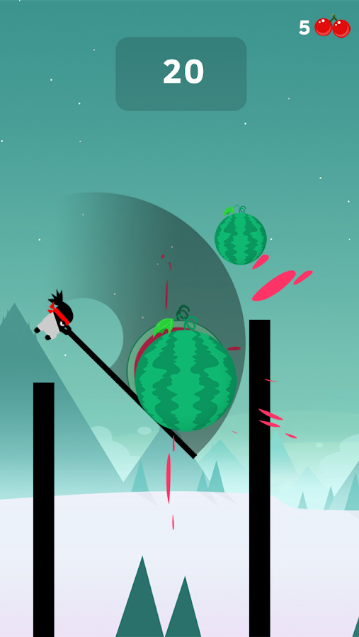 Stick Hero- screenshot