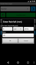 Handy Data Logger APK screenshot thumbnail 1
