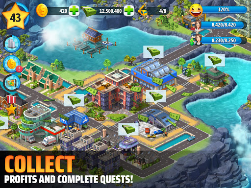 City Island 5 - Tycoon Building Simulation Offline apktram screenshots 11
