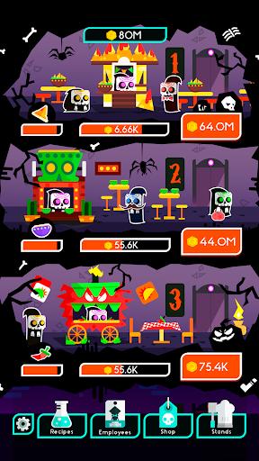 Death Tycoon - Idle Clicker: Capitaliste d'argent!  captures d'écran 3