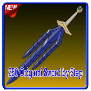 240 + Origami Sword by Step - náhled