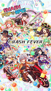 Crash Fever Mod Apk 6.1.1.10 (God Mode + 1 Hit Kill) 1