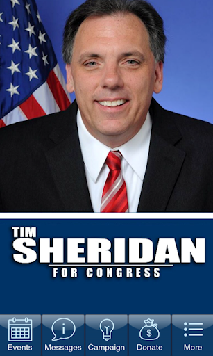 Tim Sheridan For Congress