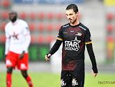 Maxime D'Arpino geniet met volle teugen van KV Oostende