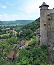 Photo: Larroque-Toirac, a privately-owned chateau in the Lot.