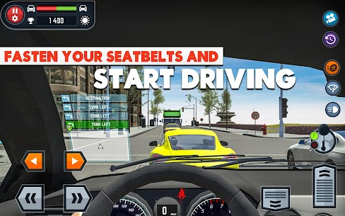 🚓🚦Car Driving School Simulator 🚕🚸 App Download For Android and iPhone 9
