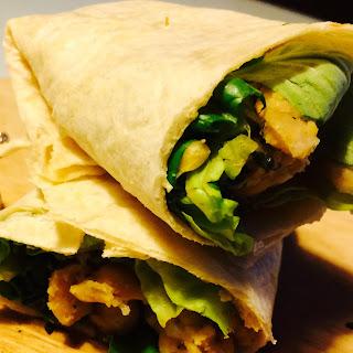 Chickpea Wrap Recipe