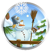 Christmas and New Year Live Wallpaper Free