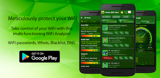 Wifi Analyzer- Home & Office Wifi Security - Apps on Google Play