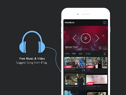 InstaMusic(Free & Music Video) screenshot