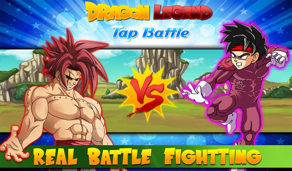 Super Saiyan Dragon Z Warriors- screenshot