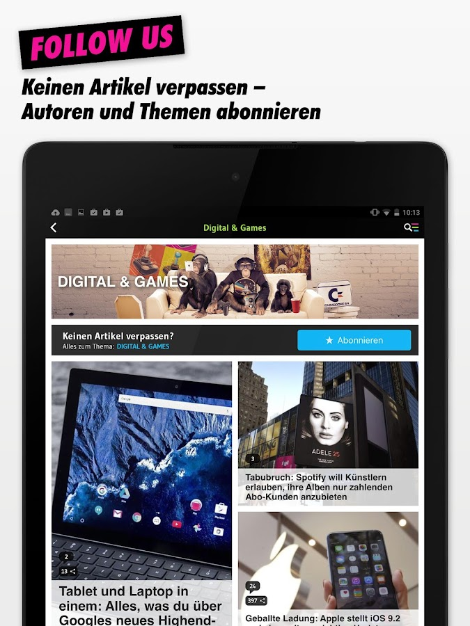 watson news android apps auf google play. Black Bedroom Furniture Sets. Home Design Ideas