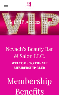 Nevaeh's Beauty Bar & Salon LLC. - náhled