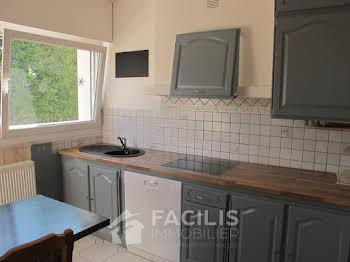 Appartement 4 pièces 87,12 m2
