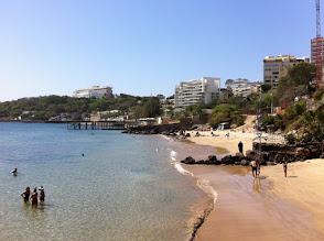 Photo: Dakar beach, Senegal